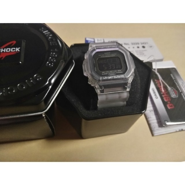 グッチ 時計 コピーペースト - G-SHOCK - CASIO G-SHOCK DW-D5600P-1JFをカスタムの通販 by わぷ's shop|ジーショックならラクマ