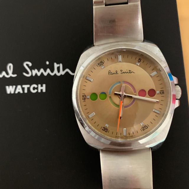 スーパー コピー ロレックス比較 | Paul Smith - ポールスミス 腕時計の通販 by りぃ's shop|ポールスミスならラクマ