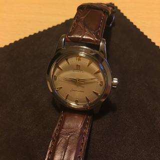 オメガ(OMEGA)の美品 OMEGA オメガ シーマスター アンティーク ハーフローター(腕時計(アナログ))