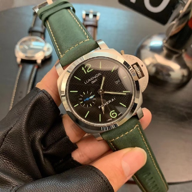 ハリー・ウィンストン偽物見分け | OFFICINE PANERAI - パネライ 腕時計 自動巻きの通販 by ぴえま's shop|オフィチーネパネライならラクマ