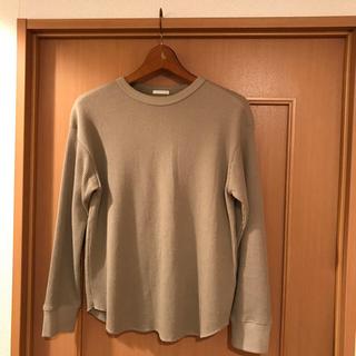 GU - GU ワッフルTシャツ