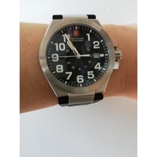 ビクトリノックス(VICTORINOX)の【超特価品  75000円】victorinox  swiss army 腕時計(腕時計(アナログ))