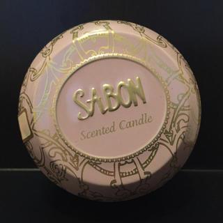 サボン(SABON)のサボン キャンドル ピンクローズ(キャンドル)
