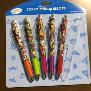 ディズニー(Disney)のディズニー ボールペン(ペン/マーカー)