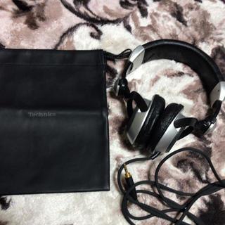 セール♪Technics DJ用ヘッドフォン  RP-DJ1200 (ヘッドフォン/イヤフォン)