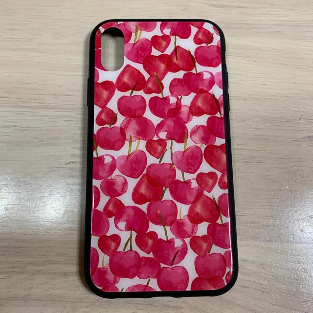ルイヴィトン アイフォーン8 ケース レディース 、 simplism iPhone XR xr ハードケース さくらんぼ 早い者勝ちの通販 by りん's shop|ラクマ