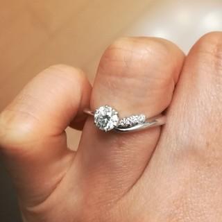 超美品!全てexcellent!最高級グレードダイヤモンド(リング(指輪))
