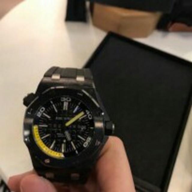 omega 3 - AUDEMARS PIGUET - 腕時計美品 Audemars Piguetの通販 by ナリミ's shop|オーデマピゲならラクマ