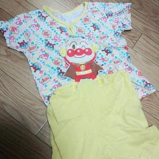 アンパンマン(アンパンマン)のアンパンマン95半袖パジャマ☆綿100%(パジャマ)