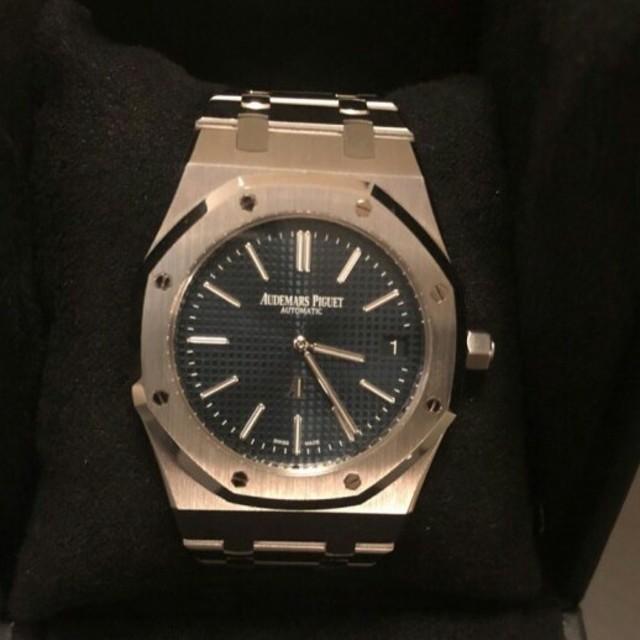 AUDEMARS PIGUET - 腕時計美品 Audemars Piguetの通販 by ナリミ's shop|オーデマピゲならラクマ