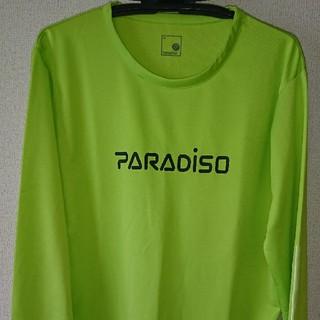 パラディーゾ(Paradiso)のパラディーゾ長袖Tシャツ(ウェア)