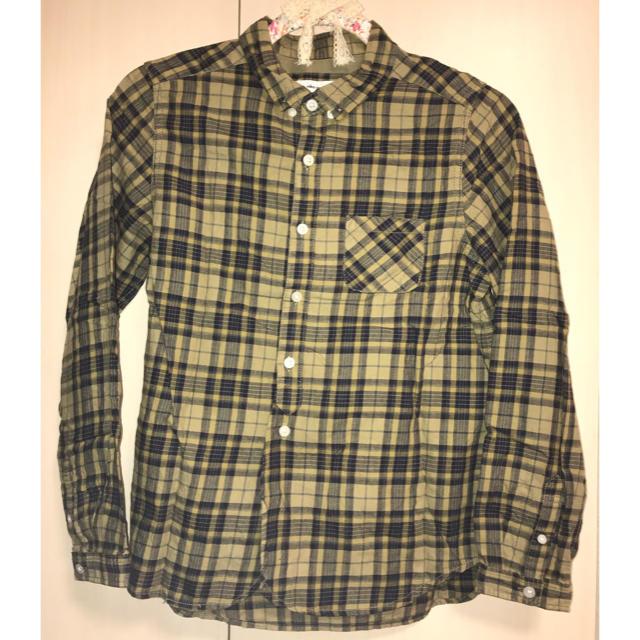 niko and...(ニコアンド)のチェックシャツ レディースのトップス(シャツ/ブラウス(長袖/七分))の商品写真