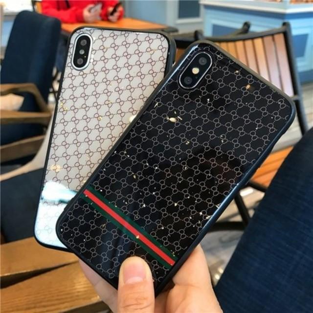 グッチ アイフォーンxr ケース - iPhone モノグラム の通販 by あずきち's shop|ラクマ