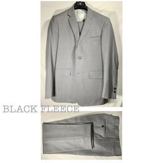 ブラックフリース(BLACK FLEECE)の🌟極美🌟BLACK FLEECE セットアップ+ネクタイ ライトグレー(セットアップ)