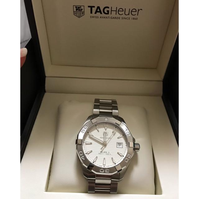 TAG Heuer - タグホイヤー アクアレーサー自動巻の通販 by as0404t's shop|タグホイヤーならラクマ