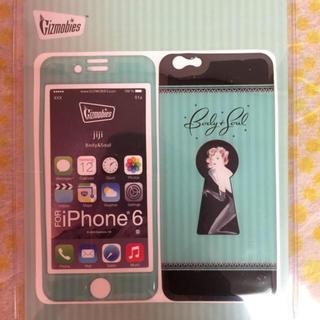 ギズモビーズ(Gizmobies)のギズモビーズiPhone6シール(iPhoneケース)