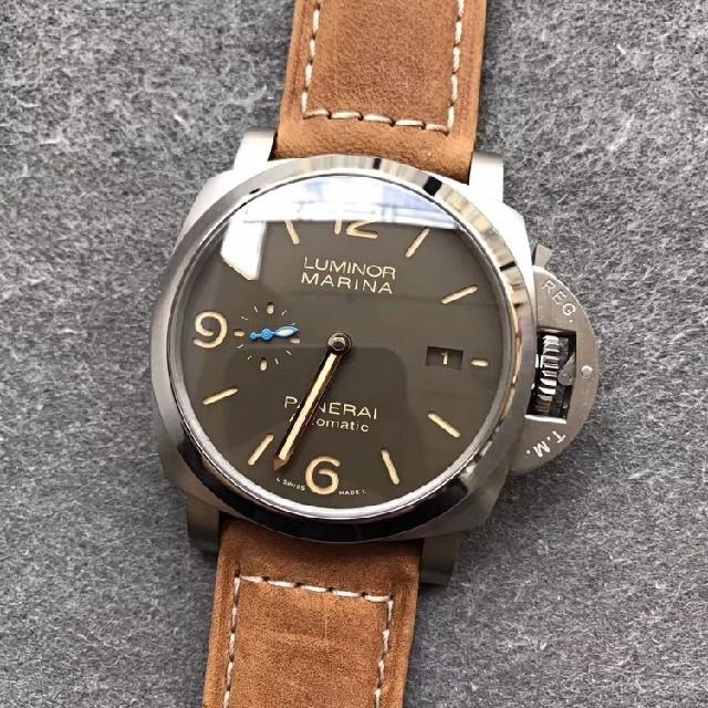 ロレックス 掛け 時計 偽物 、 PANERAI - PANERAI メンズ 腕時計の通販 by a83284305's shop|パネライならラクマ