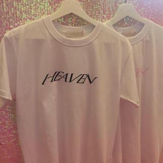 ベリーブレイン(Verybrain)のthe virgins HEAVEN Tシャツ(Tシャツ(半袖/袖なし))