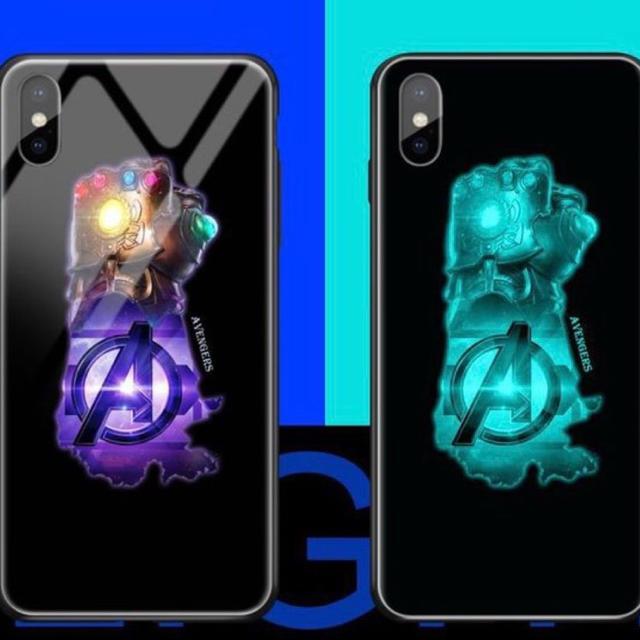 アベンジャーズ 、iPhoneケースXR. XS.対応の通販 by BANC's shop|ラクマ