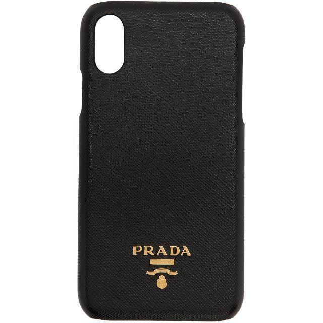 PRADA - 大人気☆Prada プラダ サフィアーノ iPhone XRケース の通販 by m-m-1515's shop|プラダならラクマ