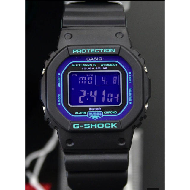 G-SHOCK - NEW GショックSPECIAL COLOR GW-B5600BL-1JFの通販 by 癒しのビーチ|ジーショックならラクマ