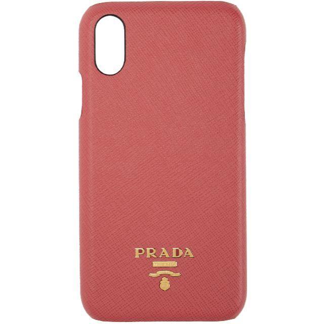 PRADA - 大人気☆Prada プラダ ロゴ iPhone XRケースの通販 by m-m-1515's shop|プラダならラクマ