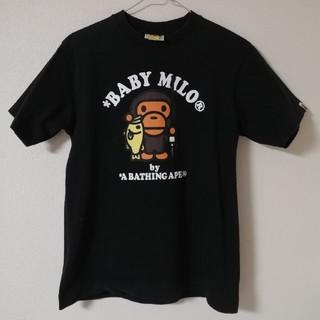 アベイシングエイプ(A BATHING APE)のがっちゃん様専用【美品】BABY MILO Tシャツ Sサイズ(Tシャツ/カットソー(半袖/袖なし))