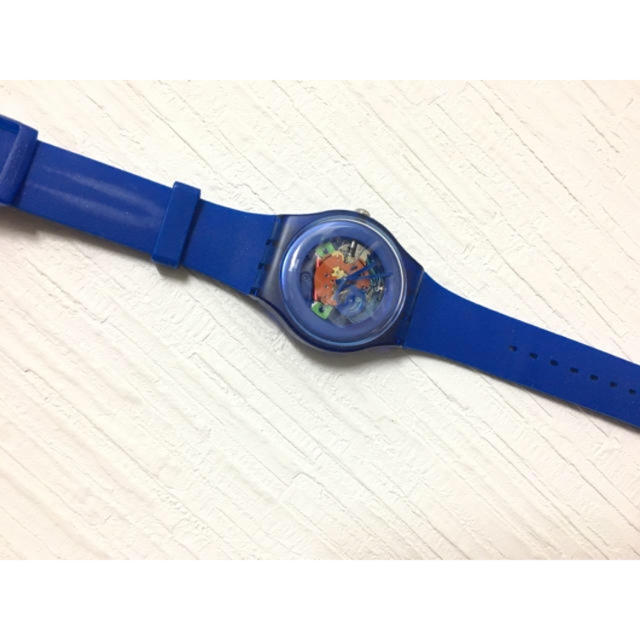 バーバリー 時計 偽物買取 - swatch - スケルトンウォッチ スウォッチの通販 by Ribbon❤︎プロフ一をお読み下さい!|スウォッチならラクマ