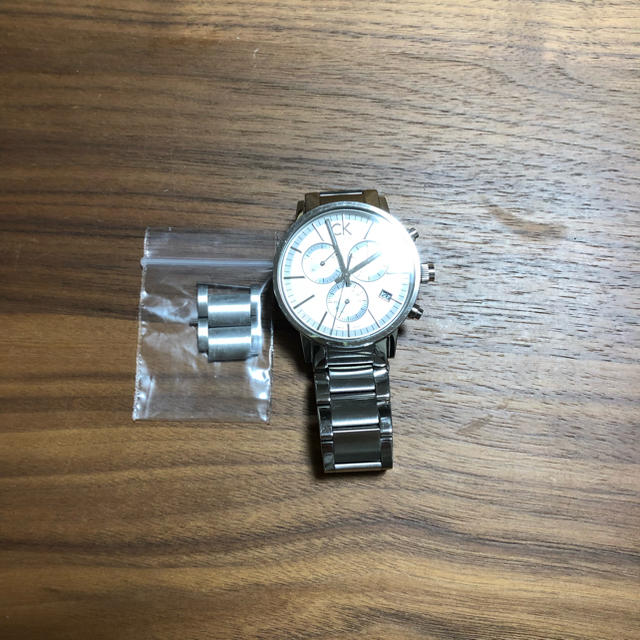 fossil 時計 激安中古 - Calvin Klein - カルバン・クライン腕時計の通販 by k's shop|カルバンクラインならラクマ