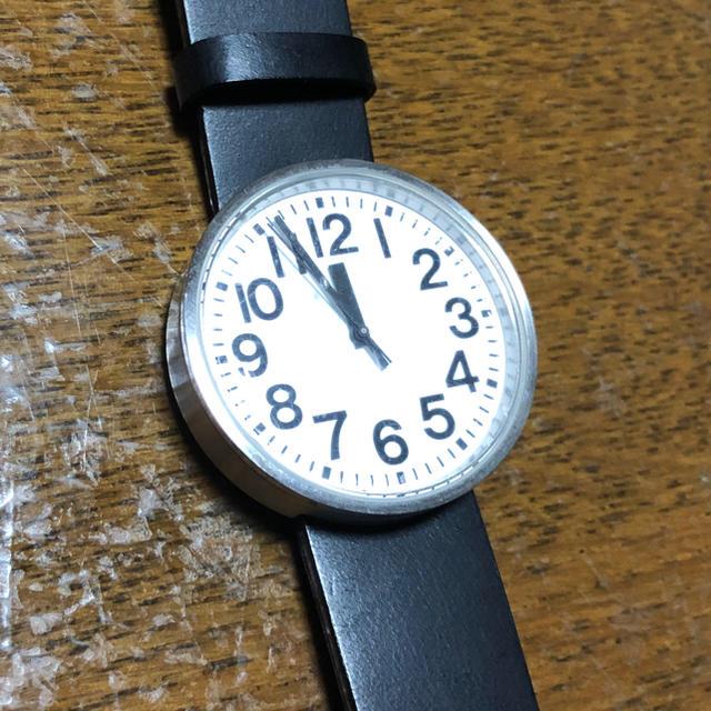 MUJI (無印良品) - 無印良品 腕時計 レトロ 自動巻 未使用品の通販 by tkyboy's shop|ムジルシリョウヒンならラクマ