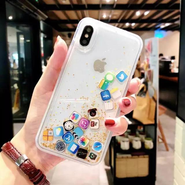 iPhoneケースの通販 by ちか's shop|ラクマ