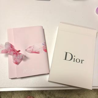 ディオール(Dior)のDIOR❤ノート(ノベルティグッズ)