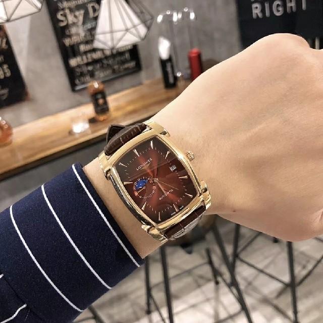 LONGINES - ロンジンメンズ腕時計稼働良好の通販 by fgdf's shop|ロンジンならラクマ