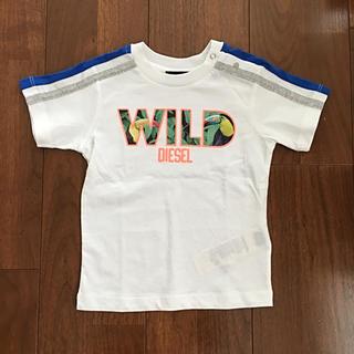 ディーゼル(DIESEL)のDIESEL キッズ ベビー Tシャツ(Tシャツ)