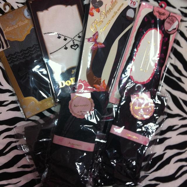 タイツ、靴下セット レディースのレディース その他(セット/コーデ)の商品写真