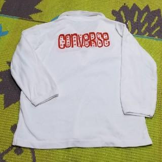 コンバース(CONVERSE)のコンバース 刺繍 トップス(Tシャツ(長袖/七分))