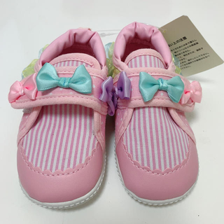 ニシマツヤ(西松屋)の新品未使用 13.0cm 靴(スニーカー)
