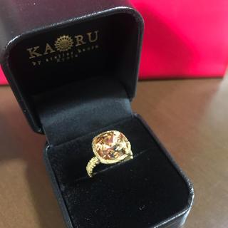 カオル(KAORU)のアトリエカオル ヒトデリング 14号(リング(指輪))