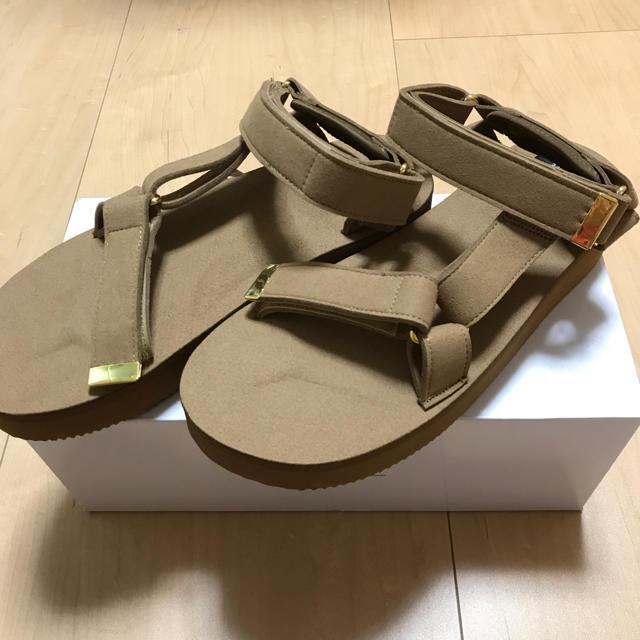 DEUXIEME CLASSE(ドゥーズィエムクラス)のAP STUDIO SUICOKE  25cm レディースの靴/シューズ(サンダル)の商品写真