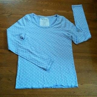 ダブルクローゼット(w closet)の長袖Tシャツ*w closet(Tシャツ(長袖/七分))