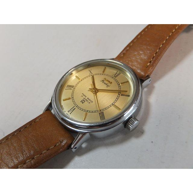 44mm 時計 - hmt pankaj腕時計の通販 by kiiki☆☆☆ shop's shop|ラクマ