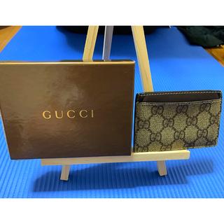 グッチ(Gucci)のGUCCI グッチ パスケース(名刺入れ/定期入れ)