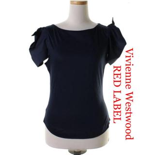 ヴィヴィアンウエストウッド(Vivienne Westwood)のVivienne Westwood Red Label 半袖カットソー(カットソー(半袖/袖なし))