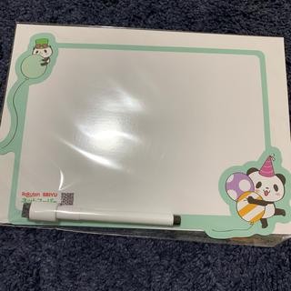 ラクテン(Rakuten)のお買いものパンダ ホワイトボード マグネットシート 楽天パンダ 【非売品】(ノベルティグッズ)