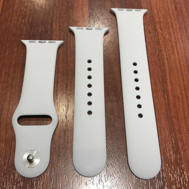 メルカリ ロレックス スーパー コピー - Apple Watch - (純正品) Apple Watch 38mm バンド フォグの通販 by Apple's shop|アップルウォッチならラクマ