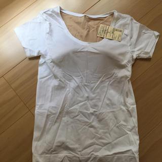 ムジルシリョウヒン(MUJI (無印良品))の無印良品 カップ付き半袖Tシャツ(その他)
