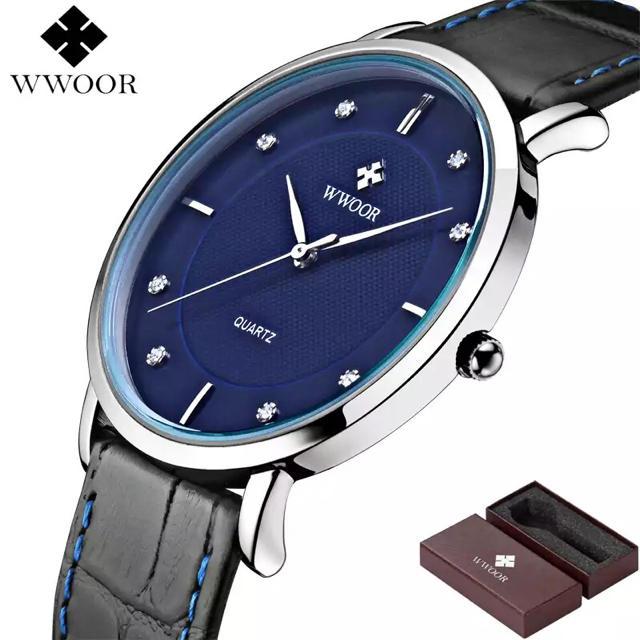 腕時計 メンズ ブラック ネイビー カジュアルの通販 by クリボー's shop|ラクマ