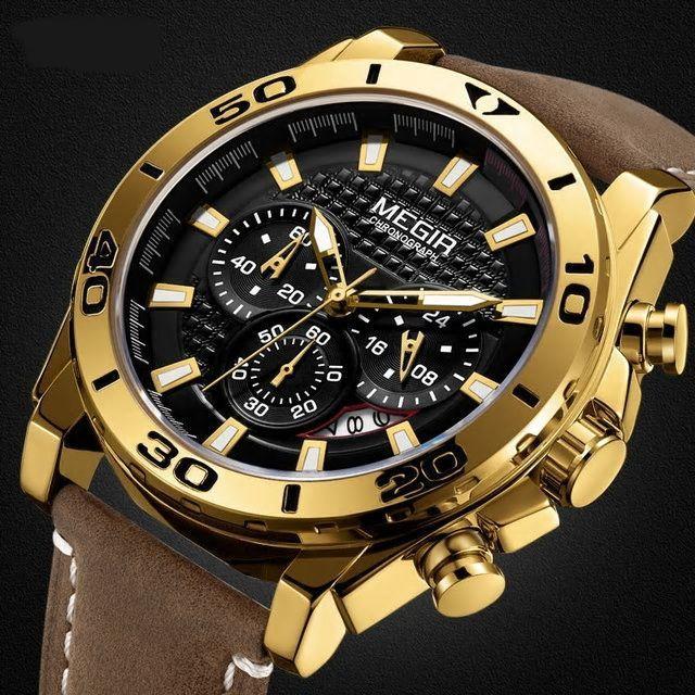 レディースウォッチ | ★新品★ クロノグラフ腕時計 海外モデル 0156の通販 by まちのとけいやさん shop|ラクマ
