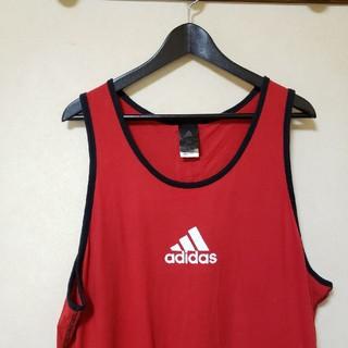 アディダス(adidas)の希少 adidas タンクトップ(Tシャツ/カットソー(半袖/袖なし))