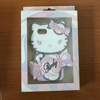 レディー(Rady)の キティちゃんキャンディラバーiphone8/6s/7/6ケース (モバイルケース/カバー)